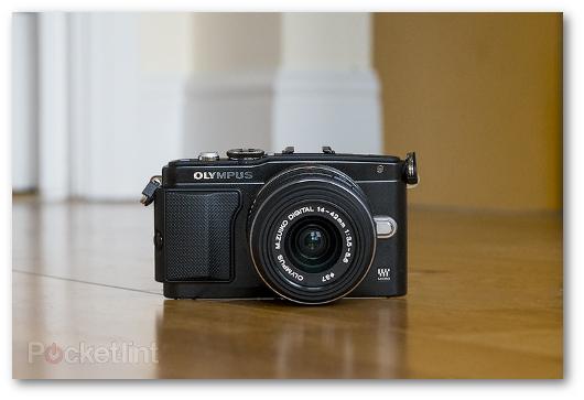 Immagine della fotocamera Olympus Pen E-PL5