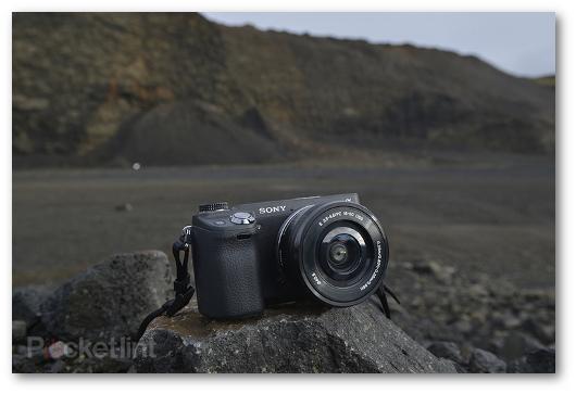 Immagine della fotocamera Sony Alpha NEX-6