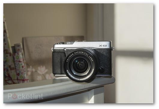 Immagine della fotocamera Fujifilm X-E2