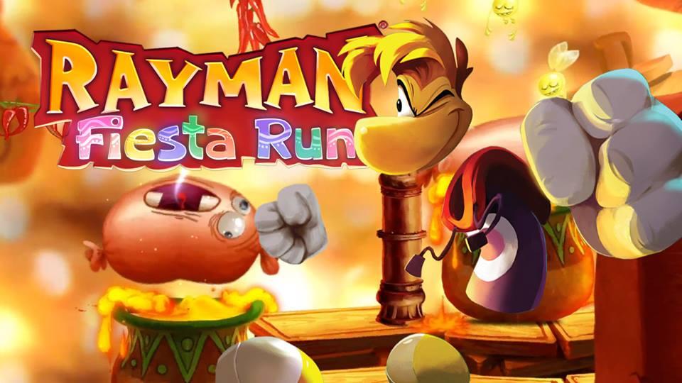 Immagine del gioco Rayman Fiesta Run per Android