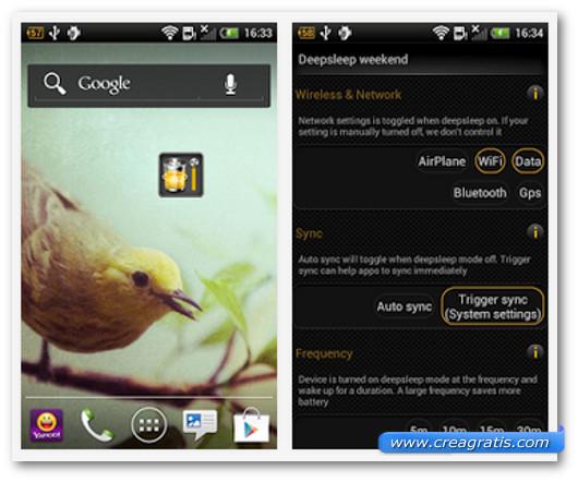 Immagine dell'applicazione Deep Sleep Battery Saver Pro per Android