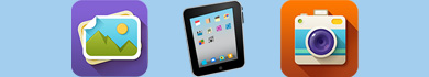 Applicazioni per modificare foto su iPad