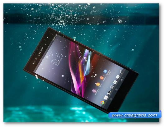 Immagine del Sony Xperia Z Ultra
