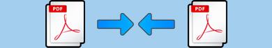 Sito per unire online due o più file PDF, Word, Excel e altri