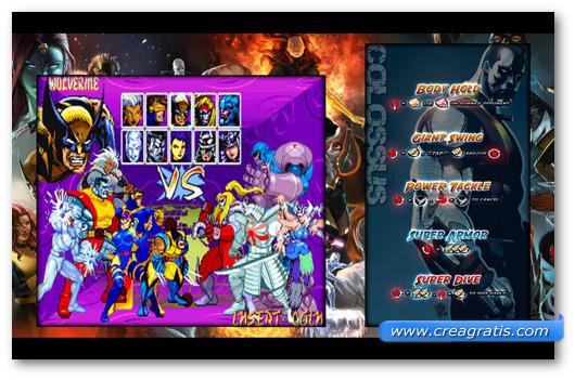 Immagine dell'emulatore RetroArch