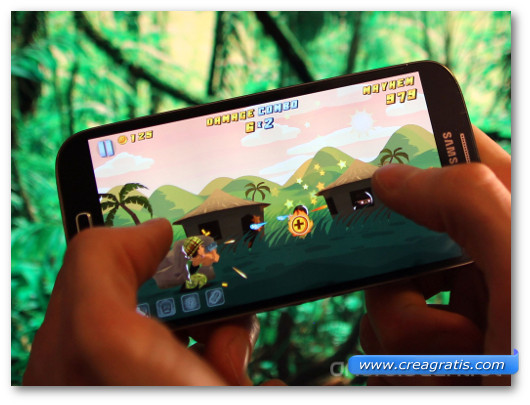 Immagine del gioco Major Mayhem per Android