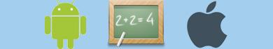 Giochi matematici per Android e iOS (iPhone e iPad)