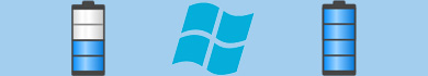 Aumentare la durata della batteria di tablet e portatili Windows 8