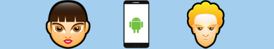 Applicazioni Android per creare caricature