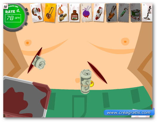 Immagine del gioco Amateur Surgeon 2