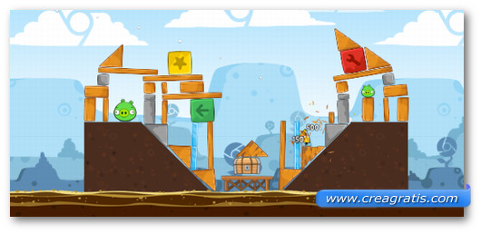 Immagine del gioco Angry Birds