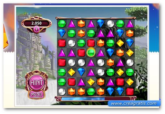 Immagine del gioco Bejeweled 3