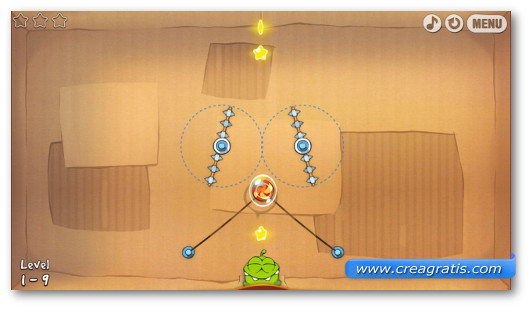 Immagine del gioco Cut The Rope