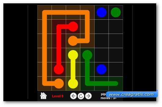 Immagine del gioco Flow Free