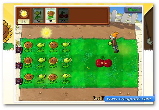 Immagine del gioco Plants vs. Zombies