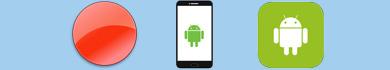 Applicazioni Android per registrare lo schermo