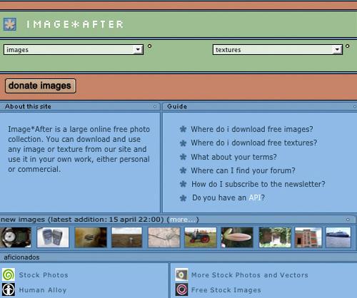 Immagine del sito Image After