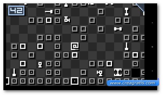 Immagine di una mappa del gioco Ending per Android