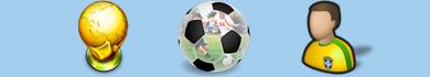 Temi Android sui Mondiali di Calcio del 2014
