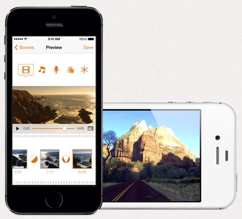 Immagine dell'app Lumify per iPhone e iPad