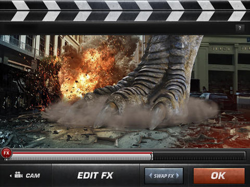 Immagine dell'app Action Movie FX per iPhone e iPad