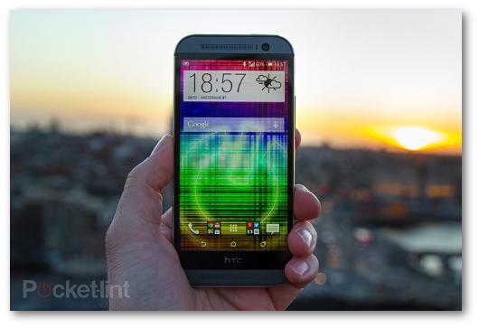 Immagine dello smartphone HTC One (M8)