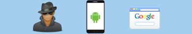 Come navigare anonimi con Android
