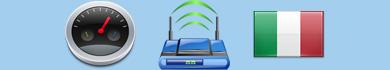 Verificare la velocità ADSL nelle città d'Italia