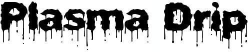 20-font-horror-Plasma-Drip-Font