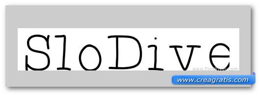 Immagine del font Typewriterhand Font