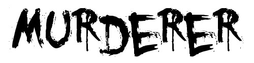 22-font-horror-murderer