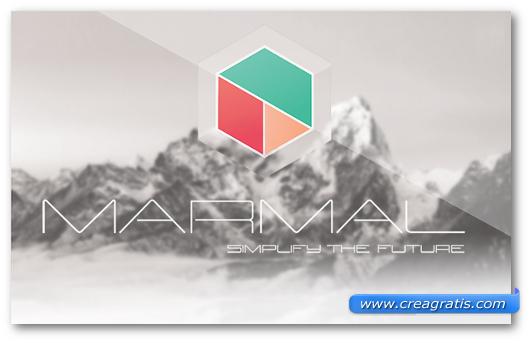 Esempio del Font Project Marmal
