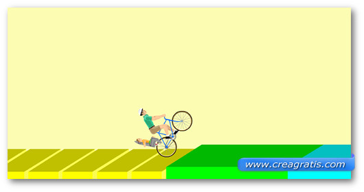 Immagine del gioco online Happy Wheels