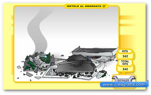 Immagine del gioco online PC Breakdown