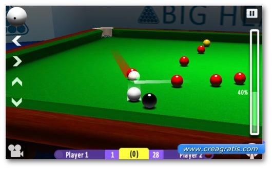 Immagine del gioco International Snooke per Windows Phone