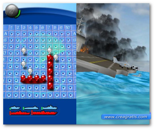 Immagine del gioco Battleship per Windows Phone