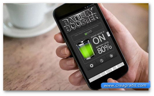 Immagine dell'app Battery Save Booster per Android