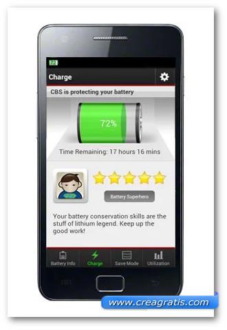 Immagine dell'app COMODO Battery Saver per Android