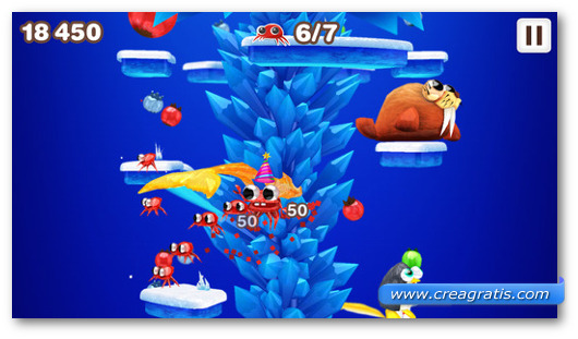 Immagine del gioco Mr Crab per iPhone 6