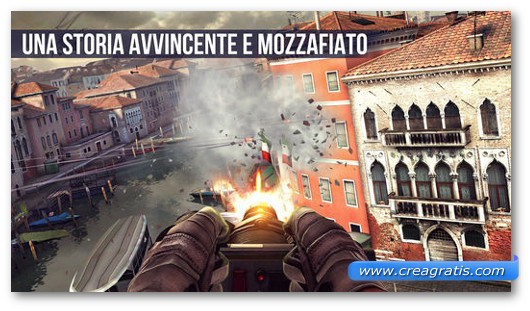 Immagine del gioco Modern Combat 5: Blackout per iPhone 6