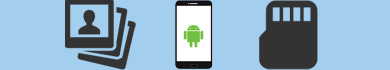 Salvare le foto Android sulla scheda SD
