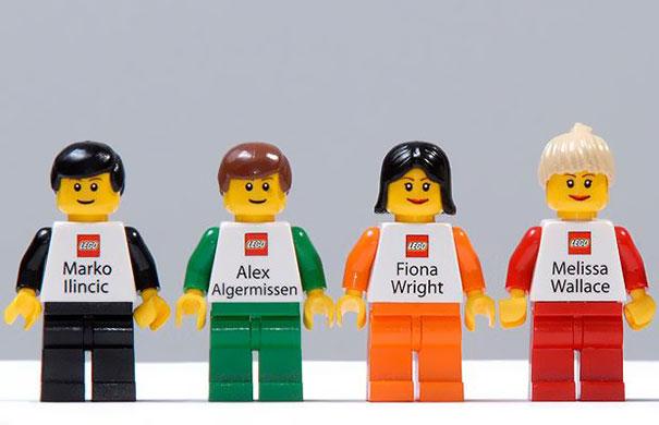 Biglietti da Visita Lego 2