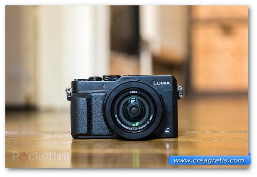 Fotocamera compatta Panasonic Lumix LX100