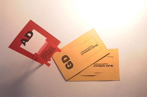 Foto del Biglietto Da Visita Pieghevole n.9