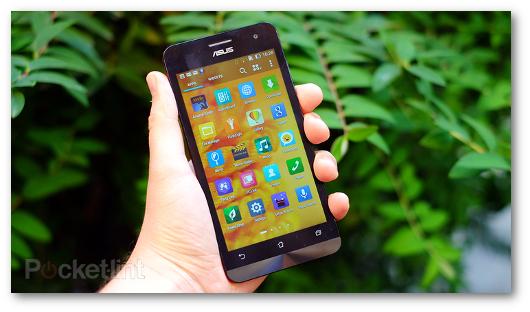 Immagine dello smartphone Asus Zenfone 5