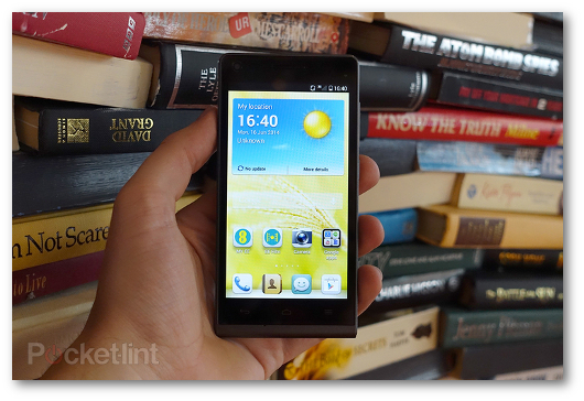 Immagine dello smartphone EE Kestrel