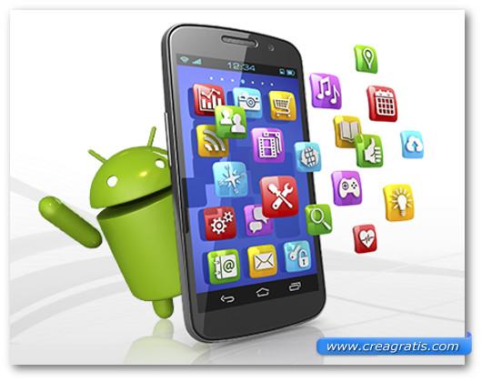 App Android più scaricate del 2014