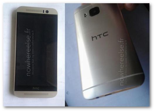 Immagine dello smartphone HTC One M9 Hima