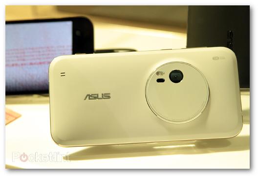 Immagine dello smartphone Asus ZenFone Zoom