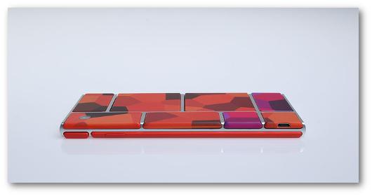 Immagine dello smartphone Google Project Ara